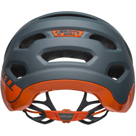 Bell 4Forty Casque, cliffhanger matte/gloss slate/orange
